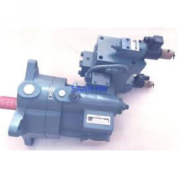PZS-5A-130N4-10 NACHI PZS Serisi Hidrolik Piston Menşeili Japonya Pompaları #2 image